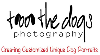 Too The Dogs – Photography Logo