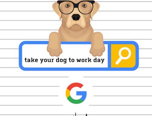Behind the Scenes: Photo Session for Google's Take Your Dog to Work Day